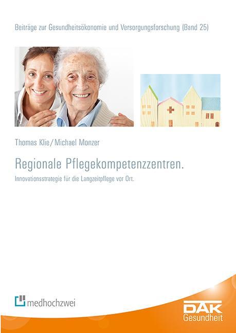 Cover-Bild Regionale Pflegekompetenzzentren
