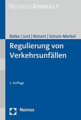 Cover-Bild Regulierung von Verkehrsunfällen