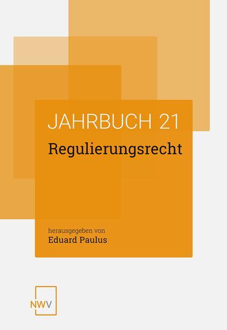Cover-Bild Regulierungsrecht