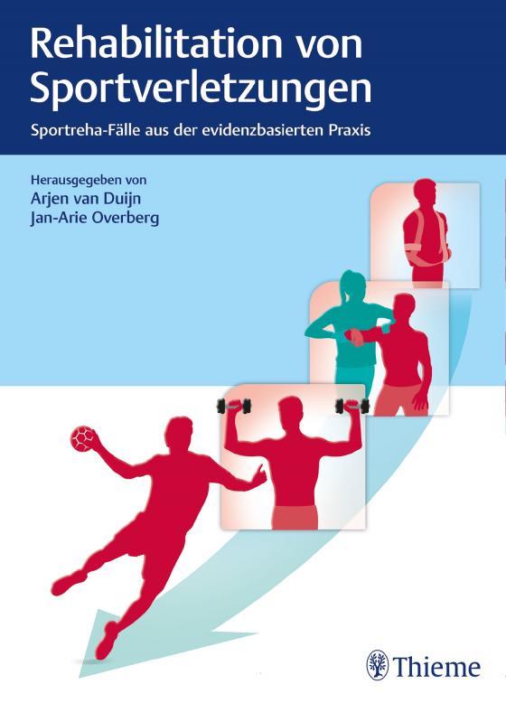Cover-Bild Rehabilitation von Sportverletzungen