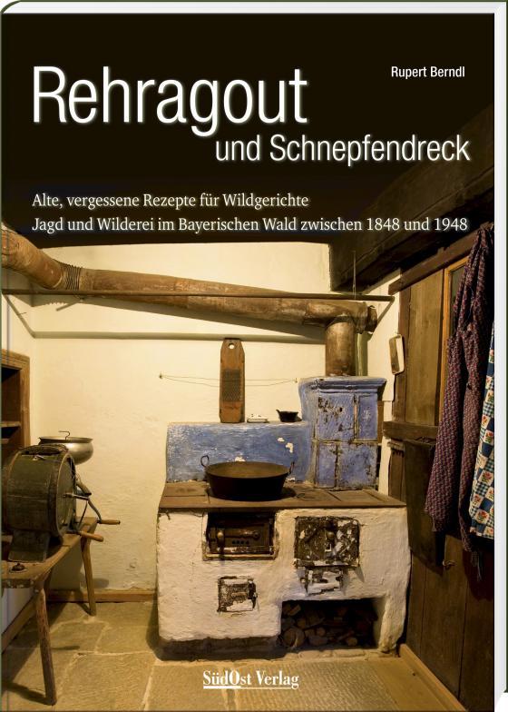 Cover-Bild Rehragout und Schnepfendreck