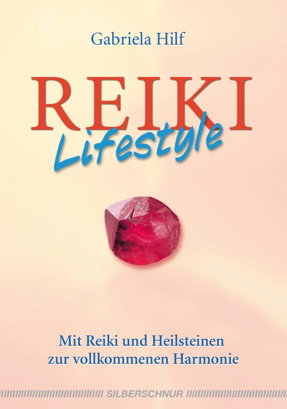 Cover-Bild Reiki-Lifestyle