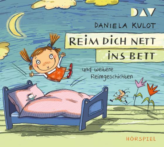 Cover-Bild Reim dich nett ins Bett und weitere Reimgeschichten