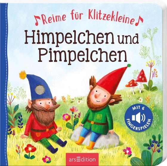 Cover-Bild Reime für Klitzekleine: Himpelchen und Pimpelchen