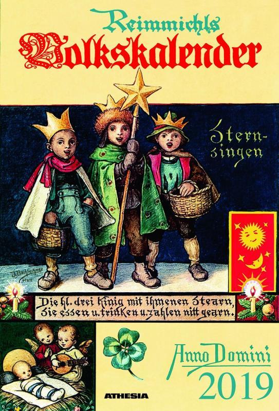 Cover-Bild Reimmichls Volkskalender 2019