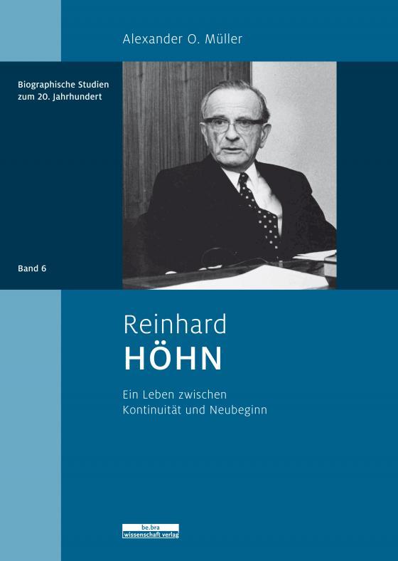 Cover-Bild Reinhard Höhn