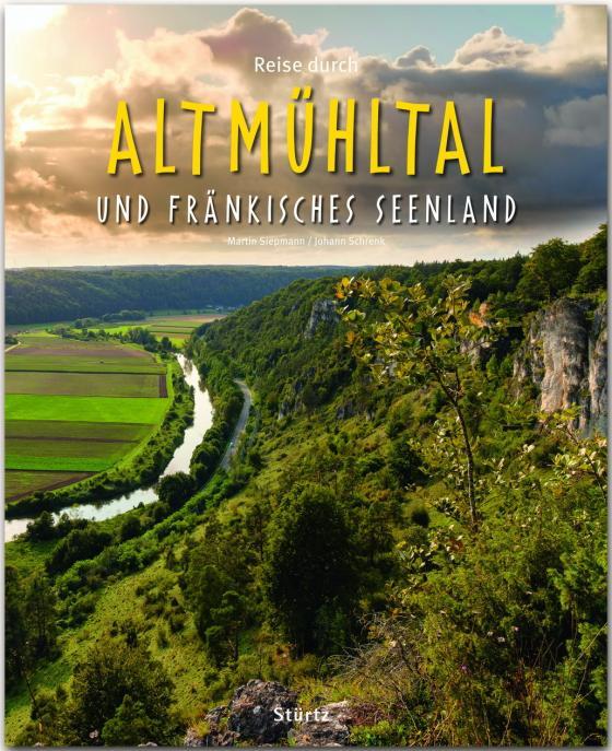 Cover-Bild Reise durch Altmühltal und Fränkisches Seenland