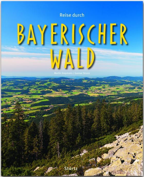 Cover-Bild Reise durch Bayerischer Wald
