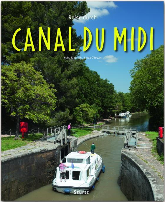 Cover-Bild Reise durch Canal du Midi