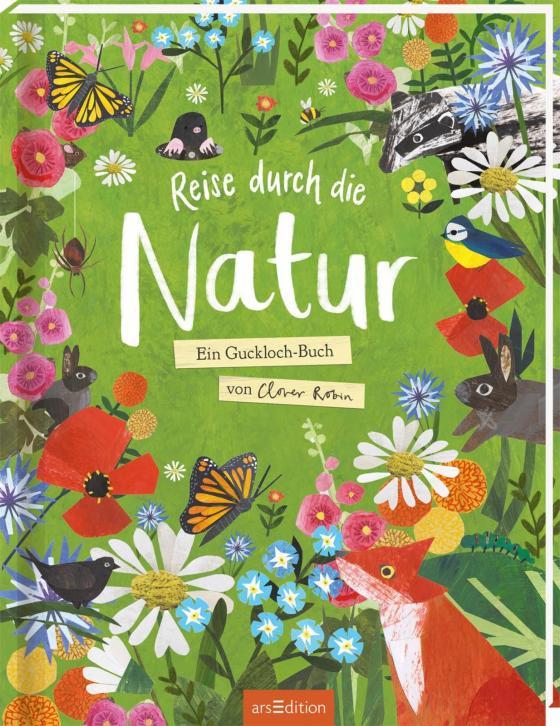 Cover-Bild Reise durch die Natur