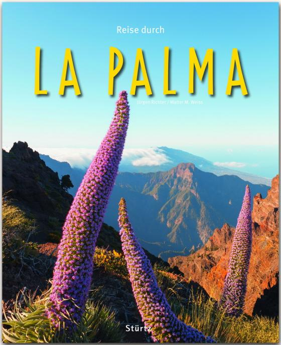 Cover-Bild Reise durch La Palma