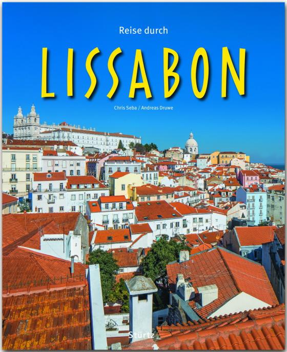 Cover-Bild Reise durch Lissabon