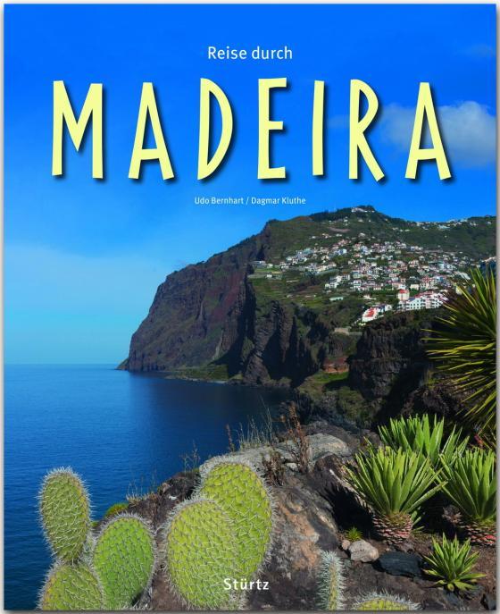 Cover-Bild Reise durch Madeira