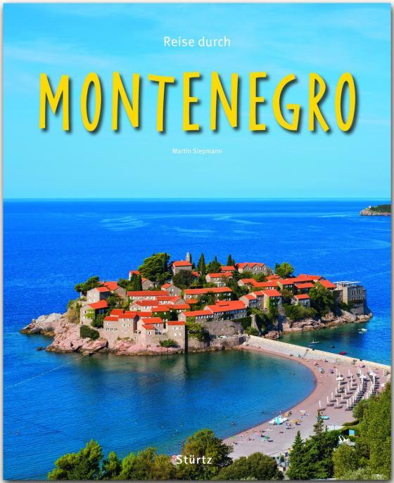 Cover-Bild Reise durch Montenegro