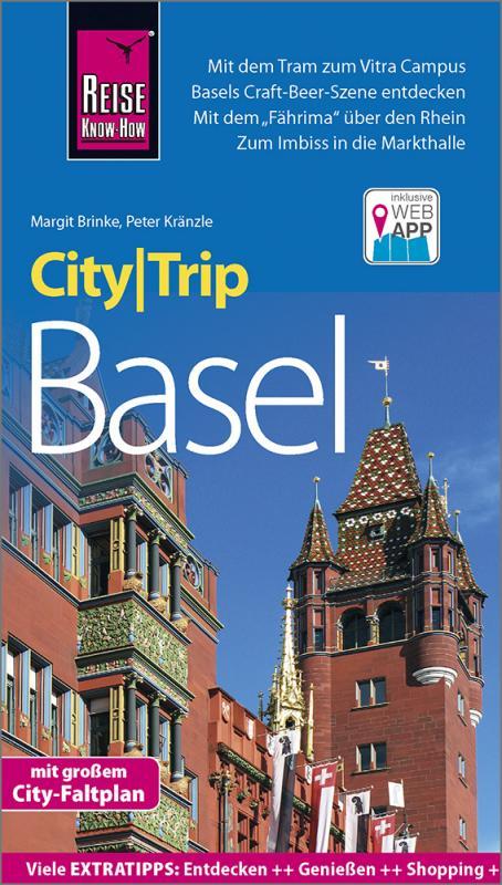 Cover-Bild Reise Know-How CityTrip Basel