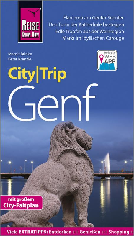 Cover-Bild Reise Know-How CityTrip Genf