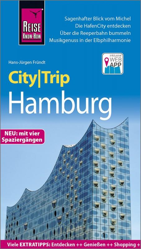 Cover-Bild Reise Know-How CityTrip Hamburg