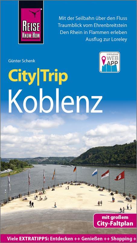 Cover-Bild Reise Know-How CityTrip Koblenz