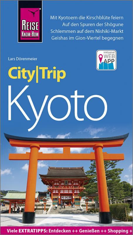 Cover-Bild Reise Know-How CityTrip Kyoto