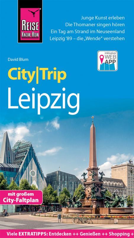Cover-Bild Reise Know-How CityTrip Leipzig