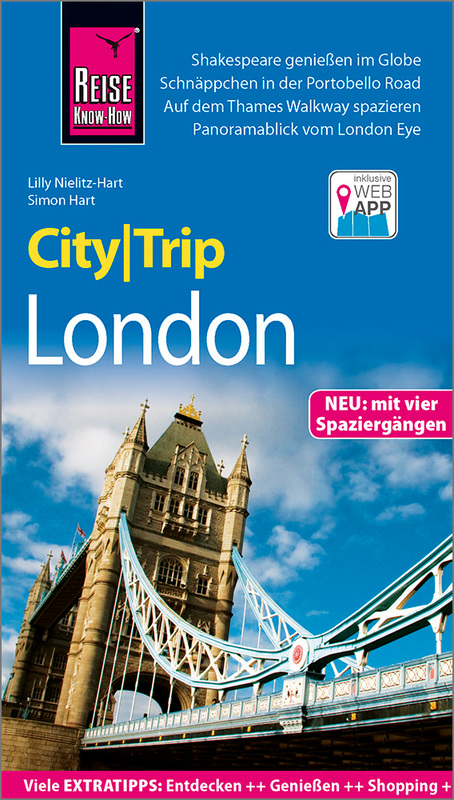 Cover-Bild Reise Know-How CityTrip London