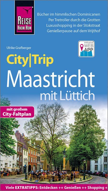 Cover-Bild Reise Know-How CityTrip Maastricht mit Lüttich