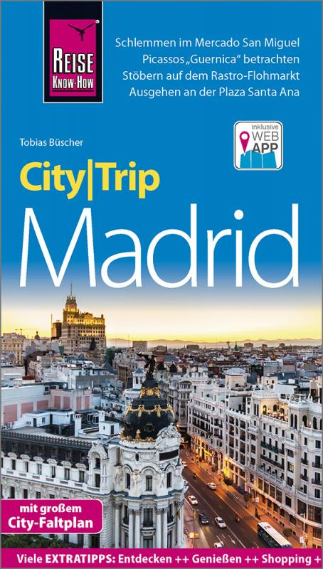 Cover-Bild Reise Know-How CityTrip Madrid
