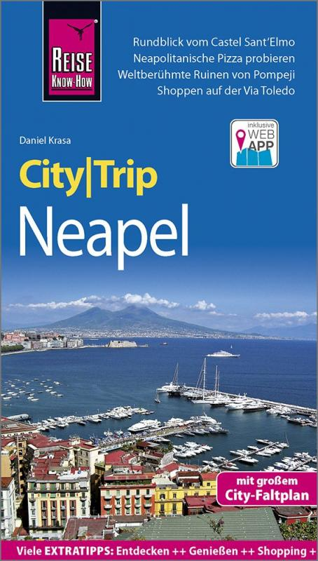 Cover-Bild Reise Know-How CityTrip Neapel