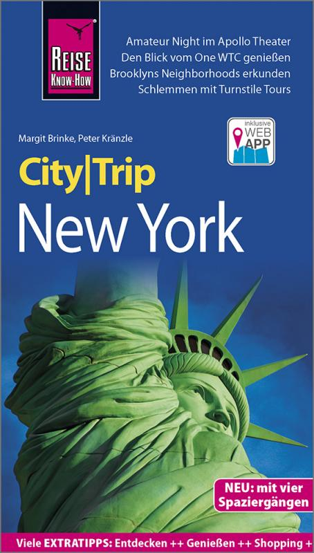 Cover-Bild Reise Know-How CityTrip New York