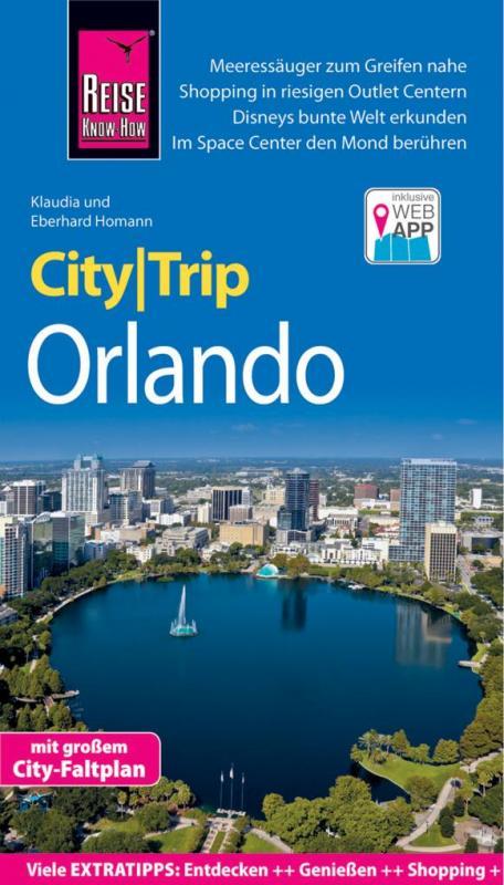 Cover-Bild Reise Know-How CityTrip Orlando