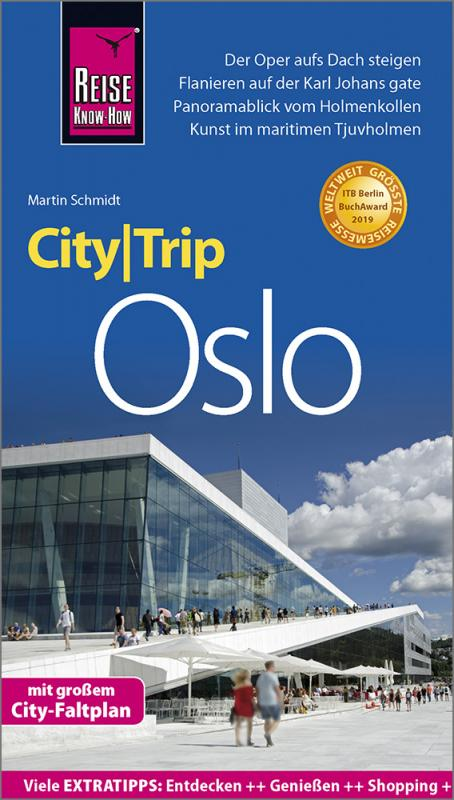 Cover-Bild Reise Know-How CityTrip Oslo