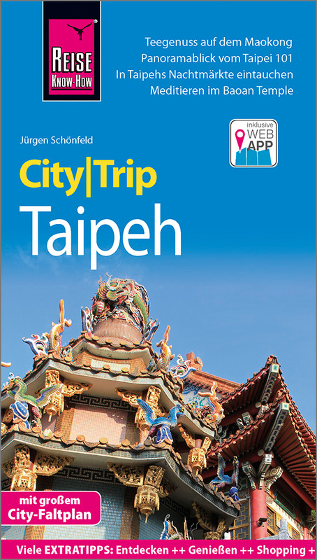 Cover-Bild Reise Know-How CityTrip Taipeh