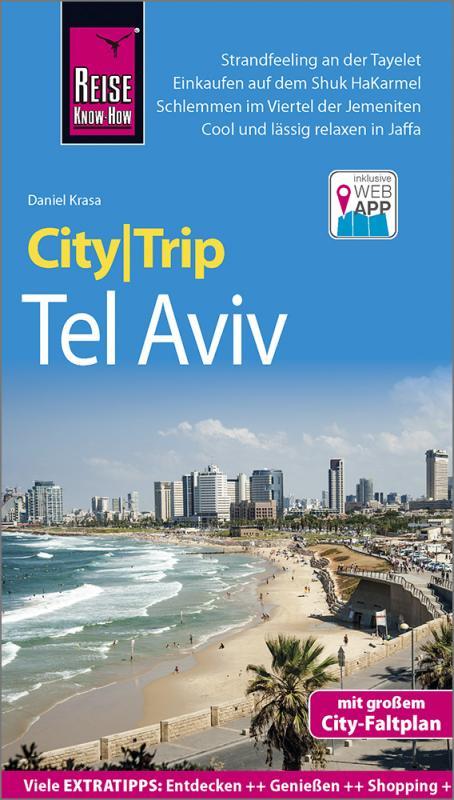 Cover-Bild Reise Know-How CityTrip Tel Aviv