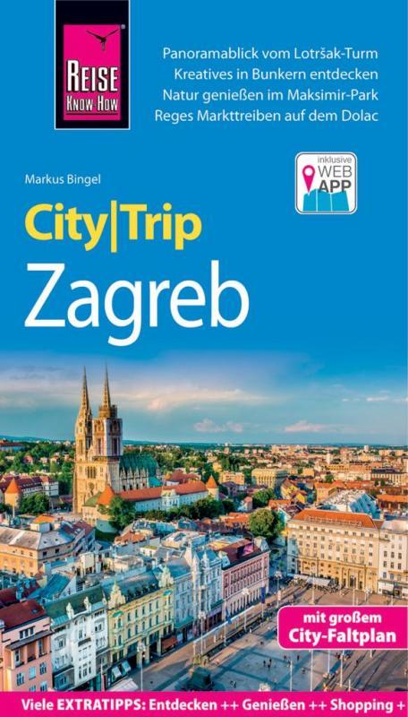 Cover-Bild Reise Know-How CityTrip Zagreb