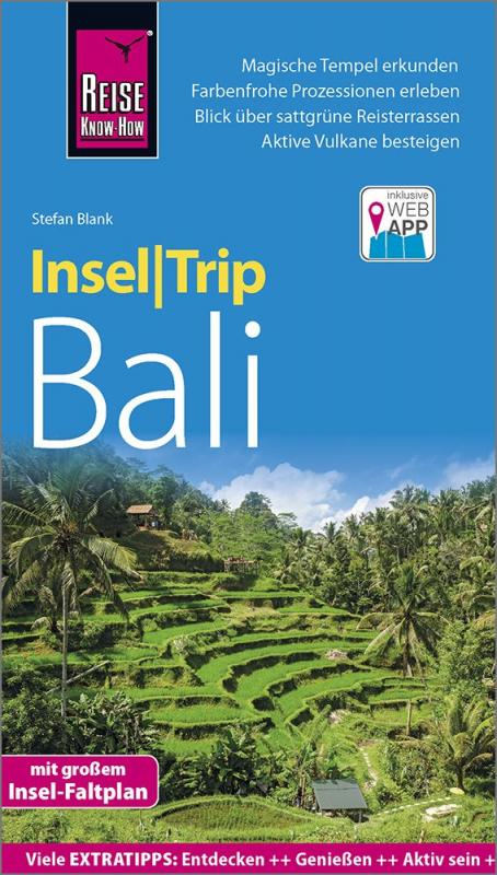 Cover-Bild Reise Know-How InselTrip Bali