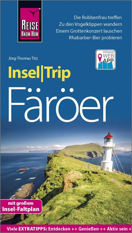 Cover-Bild Reise Know-How InselTrip Färöer