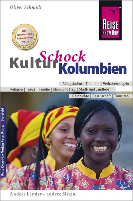 Cover-Bild Reise Know-How KulturSchock Kolumbien
