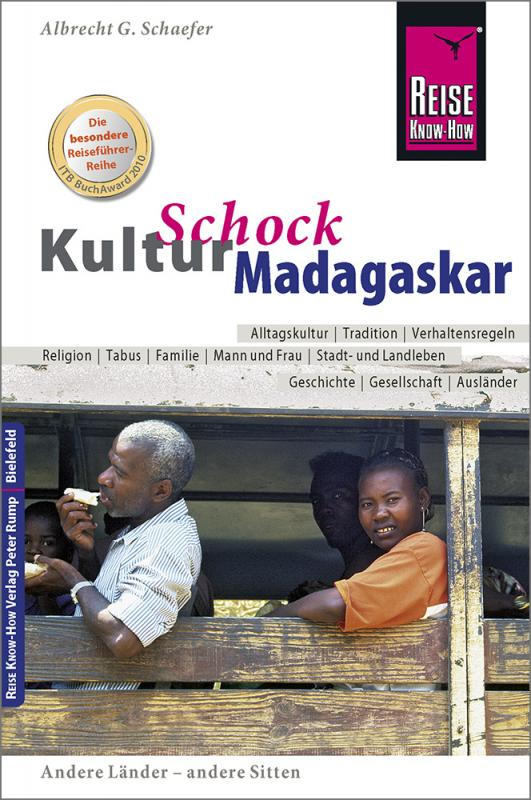 Cover-Bild Reise Know-How KulturSchock Madagaskar