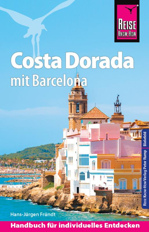 Cover-Bild Reise Know-How Reiseführer Costa Dorada (Daurada) mit Barcelona