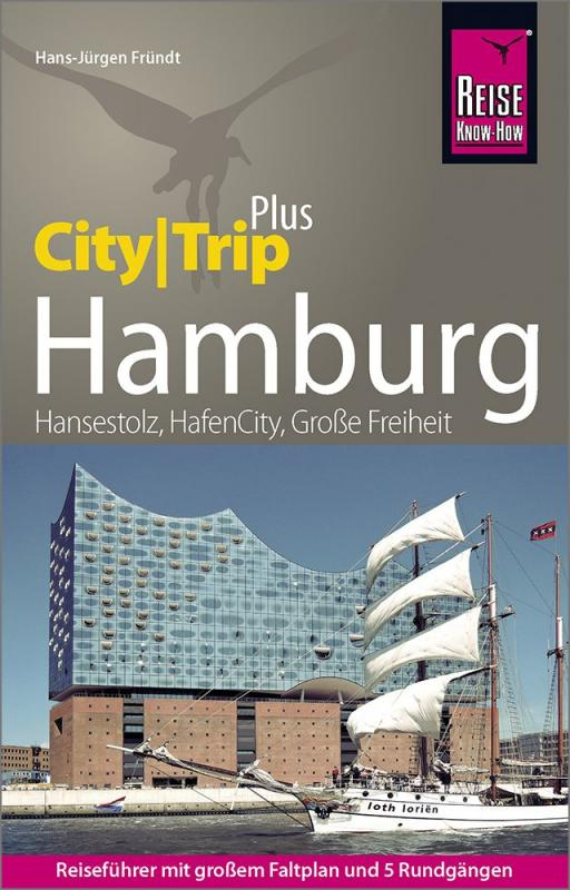 Cover-Bild Reise Know-How Reiseführer Hamburg (CityTrip PLUS)