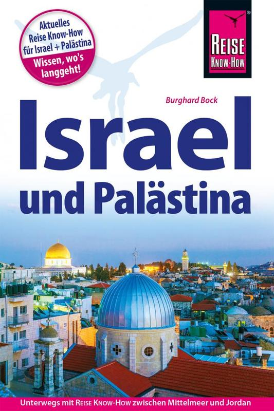 Cover-Bild Reise Know-How Reiseführer Israel und Palästina