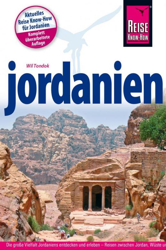 Cover-Bild Reise Know-How Reiseführer Jordanien