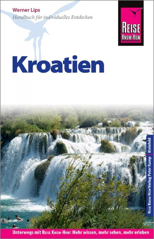Cover-Bild Reise Know-How Reiseführer Kroatien
