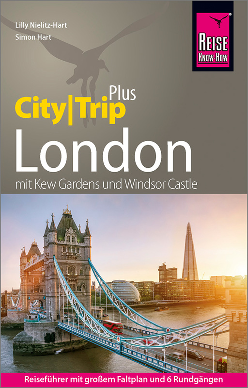 Cover-Bild Reise Know-How Reiseführer London (CityTrip PLUS)