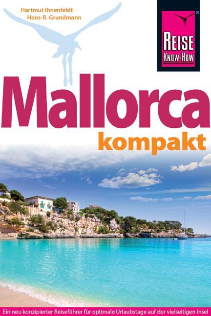 Cover-Bild Reise Know-How Reiseführer Mallorca kompakt