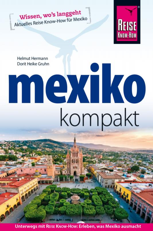 Cover-Bild Reise Know-How Reiseführer Mexiko kompakt