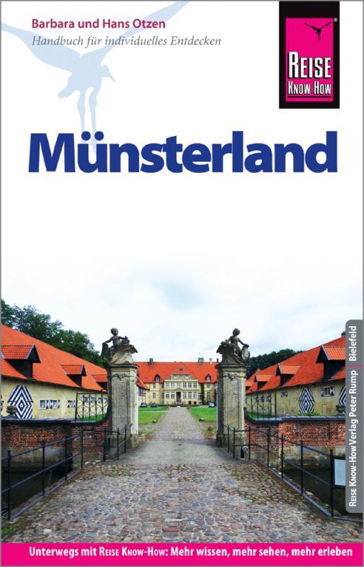 Cover-Bild Reise Know-How Reiseführer Münsterland