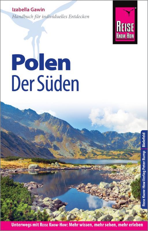 Cover-Bild Reise Know-How Reiseführer Polen - der Süden