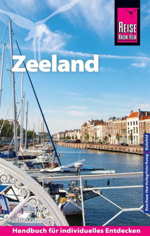 Cover-Bild Reise Know-How Reiseführer Zeeland mit Extra-Tipps für Kinder