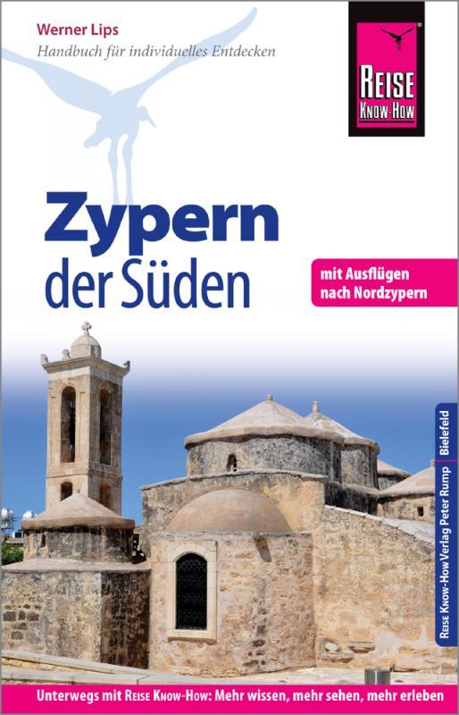 Cover-Bild Reise Know-How Reiseführer Zypern - der Süden